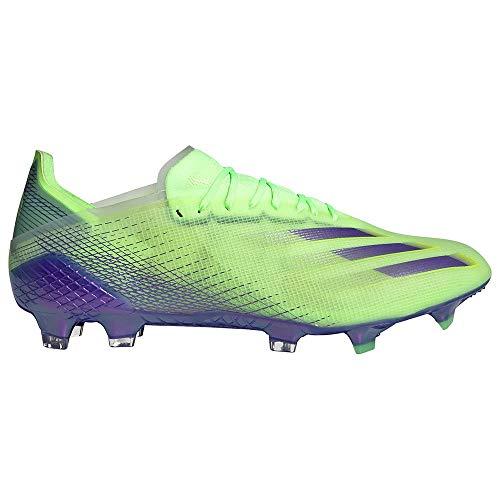 adidas X GHOSTED.1 FG, Botas de fútbol. Hombre, Siggnr Eneink Sesosl-Cuchillo, 40 2/3 EU