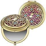 """Disney Sephora Jasmine Collection """"The Palace Jewel Compact Mirror"""" (ディズニー セフォラ ジャスミン コレクション """"ザ パレス ジュエル コンパクト ミラー"""")"""