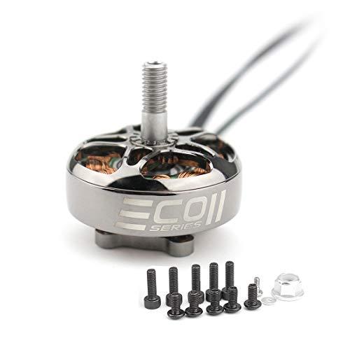 E-Max EMAX ECOII-2807 1300KV / 1500KV / 1700KV 3-6S 4MM Motor sin escobillas para DIY RC Racing Quadcopter Multi Axis Drone (1500KV,1Piece)