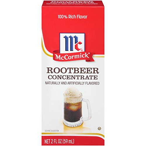 McCormick Root Beer Concentrate, 2 fl oz