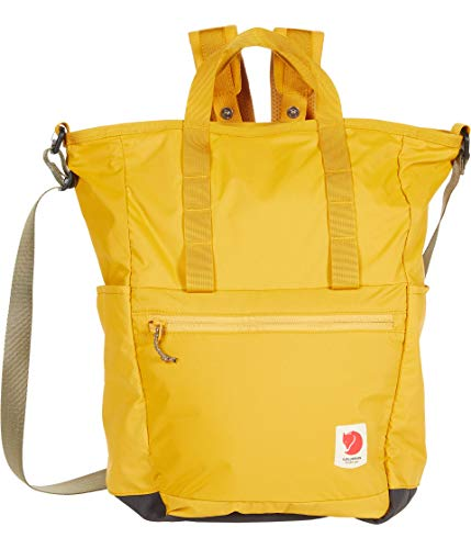 Fjällräven Shopper/Rucksack 2in1 High Coast Totepack Ochre