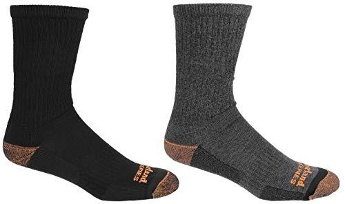 Timberland Pro Crew Socken, 2 Stück