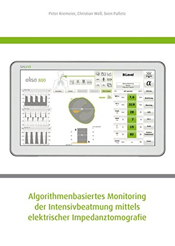 Algorithmenbasiertes Monitoring der Intensivbeatmung mittels elektrischer Impedanztomografie