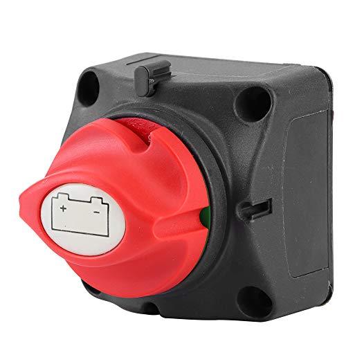 Surebuy Aislador de batería, Interruptor aislador de Rendimiento Estable de reemplazo yate para Barco