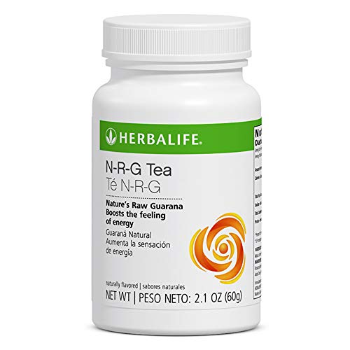 Energy Booster Powder N-R-G Nature's Raw Guarana Tea Mix 2.12 Oz. /...