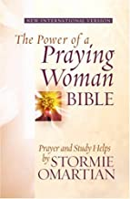 The Power of a Praying® Woman Bible: Prayer and Study Helps by Stormie Omartian