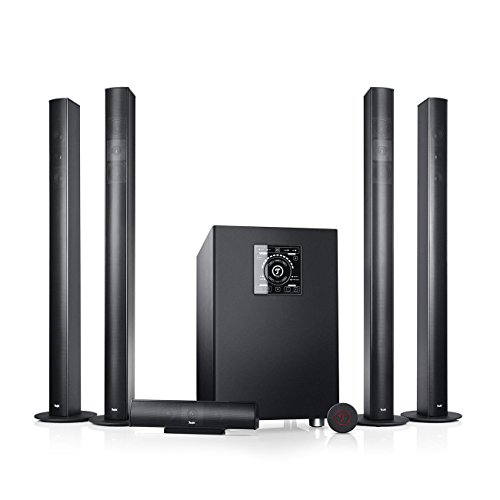 Teufel Concept E 450 Digital Superior Edition Schwarz