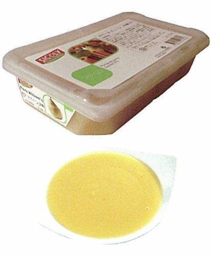 【シコリ】冷凍ポワールピューレ(10%加糖)1kg<洋なし>
