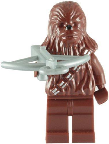 LEGO Star Wars Minifigur - Chewbacca mit Armbrust Diese Figur ist nicht verklebt!