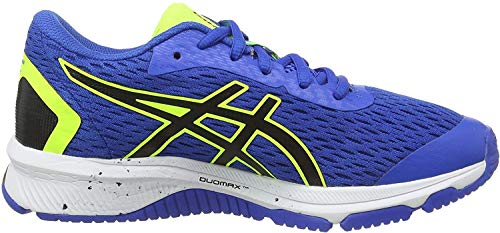 Asics Unisex-Child GT-1000 9 GS Laufschuh, Multicolor(Directoire Blue/Black)38 EU