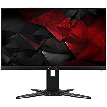 Acer Predator XB2 27in Gaming Monitor NVIDIA G-SYNC 240 Hz Full HD 1 ms TN Film , XB272 bmiprz (Renewed)