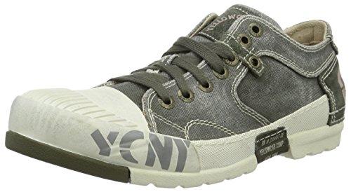 Yellow Cab Herren Mud M Sneakers, Grün (Moss), 41 EU