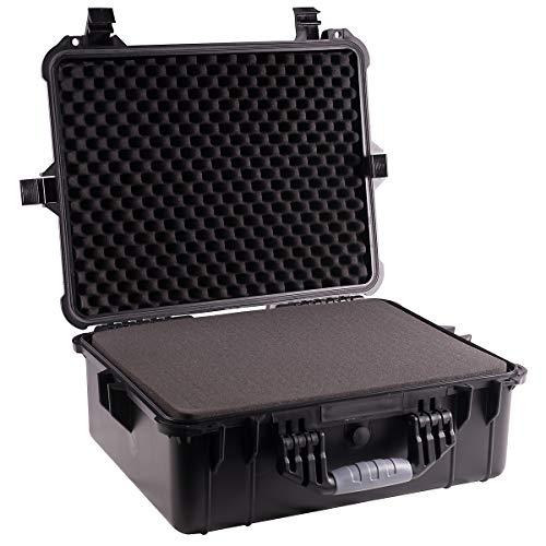 newpo outdoor valigetta | 21 x 52 x 43 cm | trasporto portafoto portavalori