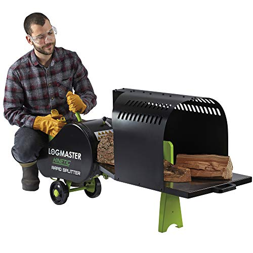 Logmaster Electric 7 Ton Log Splitter