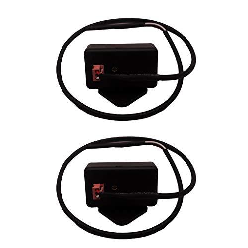 freneci 2 Teilige Sender/Sensoreinheit für 3 Mm 3 Draht Turbolader