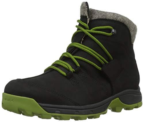 VAUDE Damen Women's Green Core Mid Trekking- & Wanderstiefel, schwarz (Phantom Black 678), 40 EU