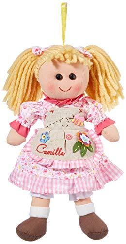 bambola camilla Teorema Giocattoli Camilla Vintage Bambola