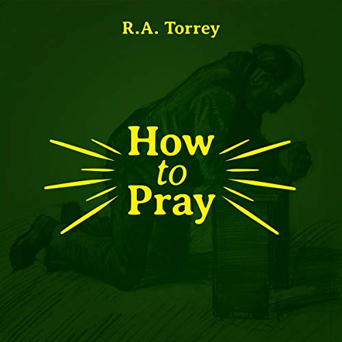 Page de couverture de How to Pray