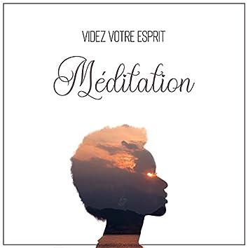 Videz votre esprit: Méditation de la pensée positive et relaxation profonde pour le sommeil