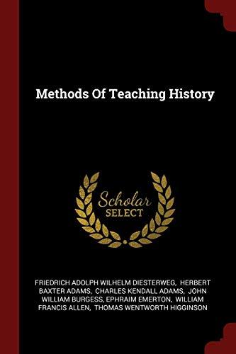 METHODS OF TEACHING HIST