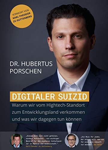 Digitaler Suizid: Warum wir vom Hightech-Standort zum Entwicklungsland verkommen und was wir dagegen tun können