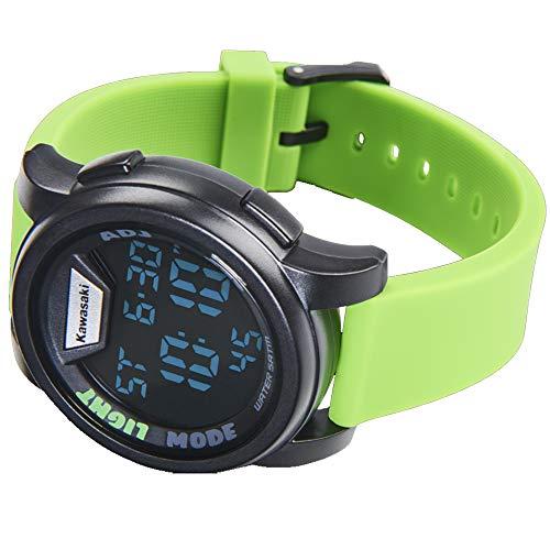 Kawasaki Watch Armbanduhr Silikon