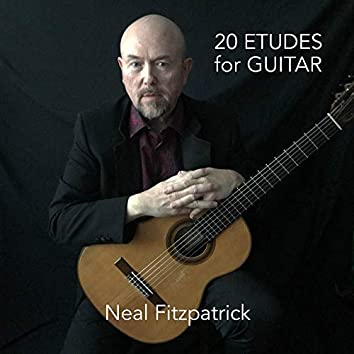 Twenty Etudes for Guitar