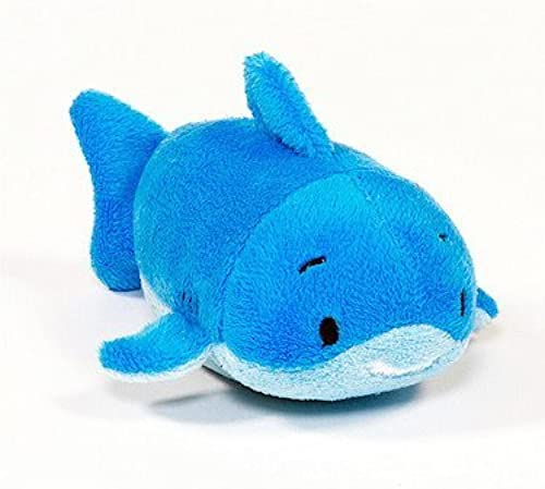 Fin Fin Shark (Bun Bun) 4 Inches - Stuffed Animal by Bun Bun (03148) by Bun Bun