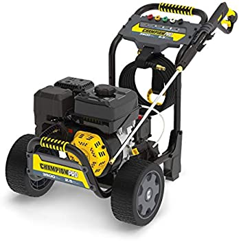 Champion Power Equipment Commercial Gas Pressure Washer