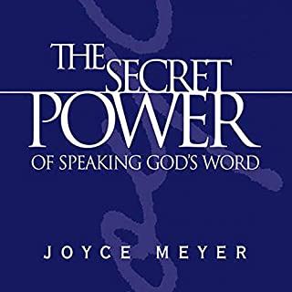 The Secret Power of Speaking God's Word cover art