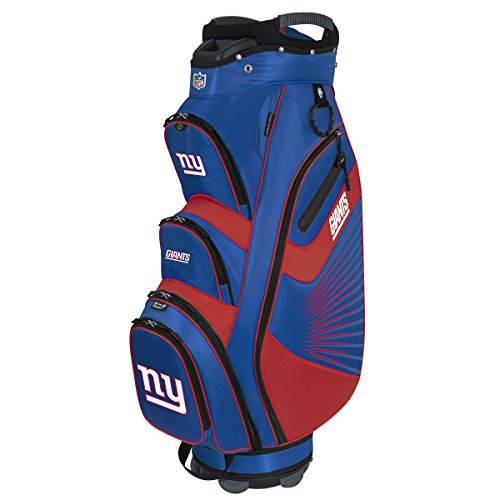 Lowest Prices! Team Effort NFL New York Giants The Bucket II Cooler Cart Bag