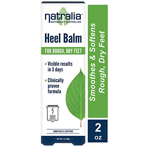 Natralia Heel Balm, 2 Ounce Tube