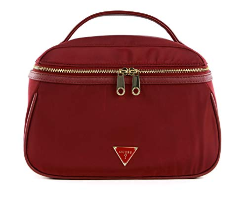 Guess Did I Say 90s? Large Beauty Bag Burgundy