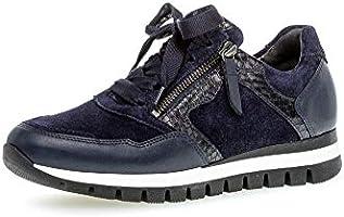 Gabor Femme Chaussures à Lacets, Dame Chaussures de Sport lacées