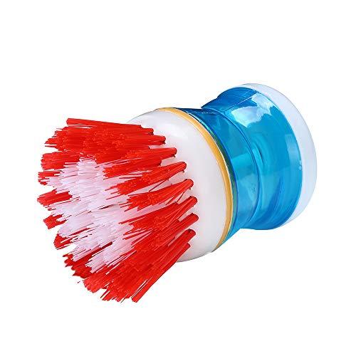 YA-Uzeun - Cepillo para Platos con dispensador de jabón líquido ...