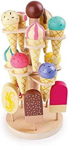 Wooden Moveable Ice-Cream Stand by Small Foot