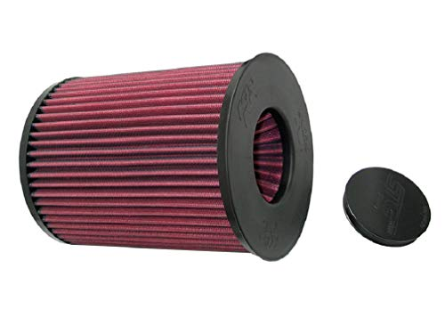 K&N Engine Air Filter: High Performance, Premium, Washable, Industrial Replacement Filter, Heavy Duty: E-9289