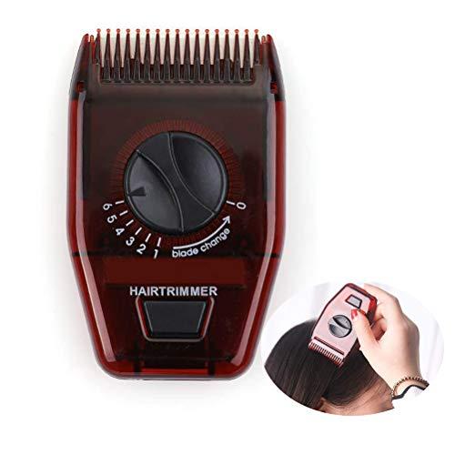 SayHia Multifunktionale manuelle Haarschneider Friseur Kamm einstellbar tragbar für die Reise