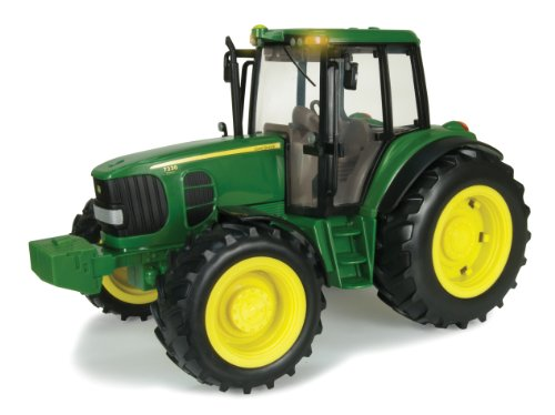TOMY John Deere Big Farm Tractor With Lights & Sounds (1:16 Scale)  Green