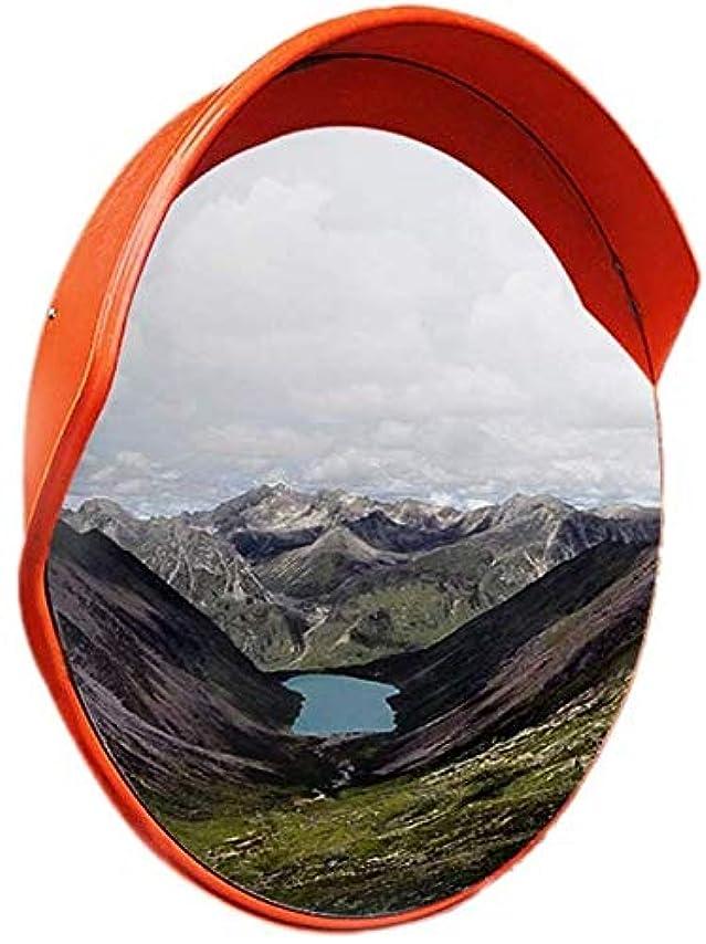 近似ティーンエイジャー内陸-Safety Mirrorsロードガレージミラー、プラスチック230°;屋外広角レンズインパクトリバウンド屋外凸面鏡直径:60-120CM(サイズ:100CM)