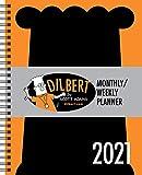 Dilbert 2021 Monthly/Weekly Planner Calendar
