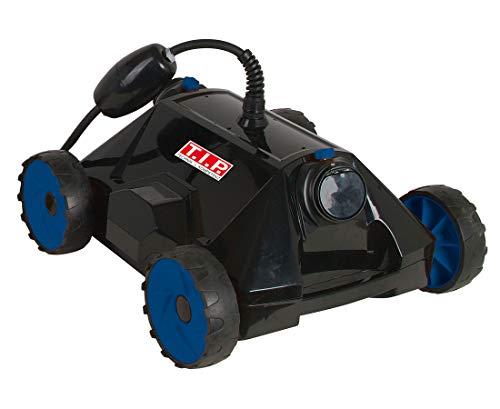 TIP Sweeper 18000 - Robot de Piscina (Suelo), Color Negro y Azul
