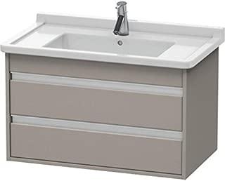 Duravit KT664401818 - KT vanity unit 465x800 White Matt