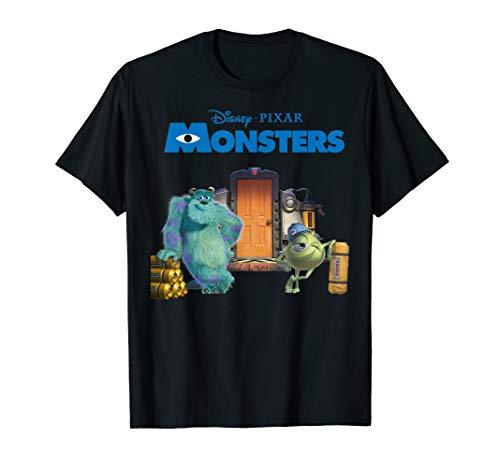 Disney Monsters Inc. Scream Factory Graphic T-Shirt