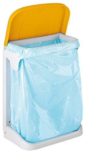Denox M115729 - Cubo de Basura Interior Armario Tapa Color s