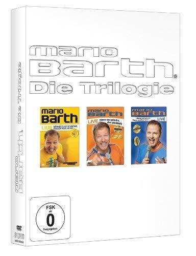 Mario Barth - Die Trilogie [3 DVDs]