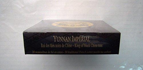 Inconnu Mariage Frères - YUNNAN Imperial - Boîte de 30 sachets Mousseline de thé