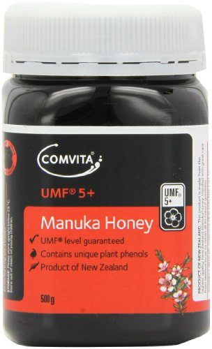 UMF5+ Manuka Honey Blacklabel - 500g