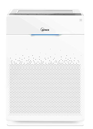 Winix Zero Pro. Purificateur d'air HEPA pour réduire les Virus, les Bactéries et les Allergènes, avec filtre HEPA (99,97%), Charbon Actif et technologie PlasmaWave. Jusqu'à 120m² et CADR de 470m³ / h.