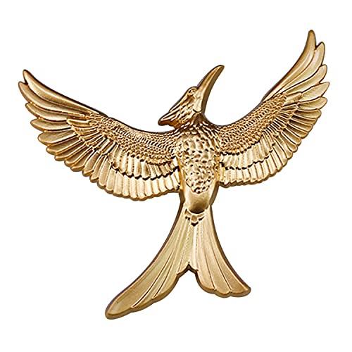 Anime The Hunger Games Katniss Everdeen Accesorios Prop para Cosplay Sinsajo pin Badge Collar Colgante